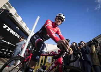 Contador, el más 'tardón' en debutar: febrero en Andalucía