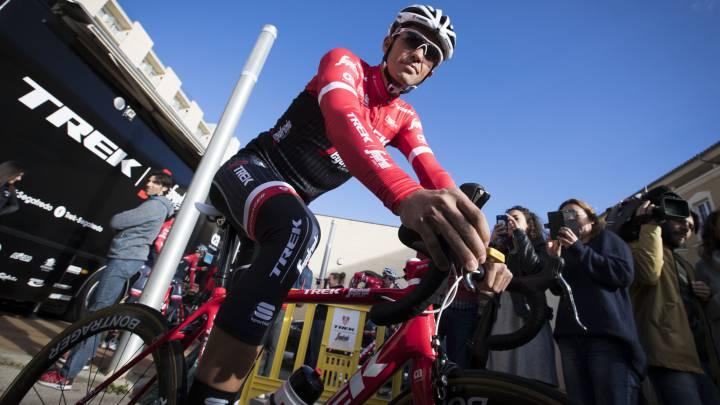 Contador será el más 'tardón' en debutar: en febrero en Andalucía