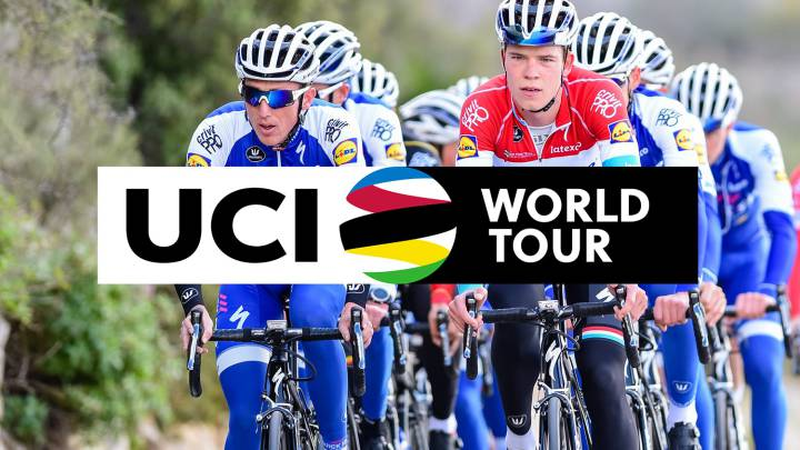 El Tour Down Under lanza el nuevo World Tour de 37 pruebas