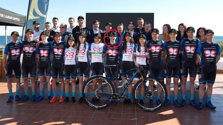 Coloma se estrena con su nuevo equipo, el Primaflor-Mondraker