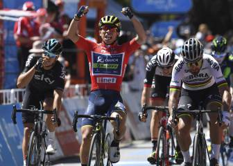 Ewan vuelve a batir a Sagan al sprint en el Tour Down Under
