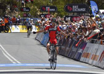 Willunga Hill, territorio Porte, será juez del Tour Down Under