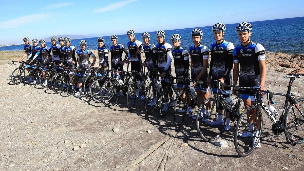 Polartec renueva con el equipo de alberto contador hasta for Equipos de ciclismo