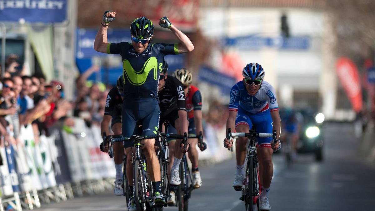 Resultado de imagen de El murciano Alejandro Valverde