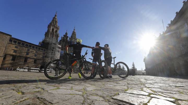 Pilgrim Race: el reto Madrid-Santiago en mountain bike