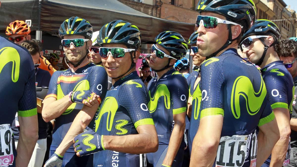 Nario Quintana luchó por la etapa, pero Tom Dumoulin le ganó