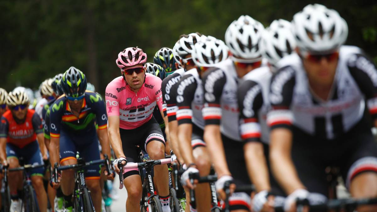 Giro de Italia 2017 en directo y en vivo online: Etapa 18, Moena-Ortisei