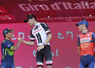 Dumoulin y Nairo, Top-10 del ranking World Tour tras el Giro