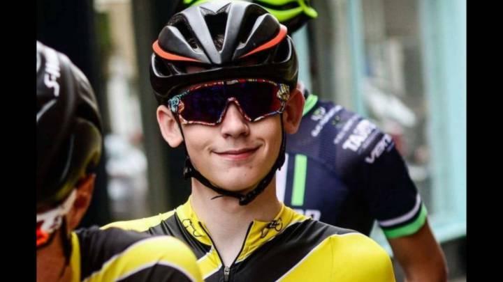 Fallece un ciclista inglés atropellado por una furgoneta