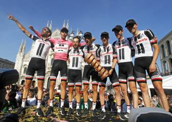 Tom Dumoulin renueva cinco temporadas con el Sunweb