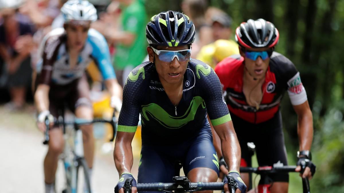 Francés Warren Barguil se impone en decimotercera etapa del Tour de Francia