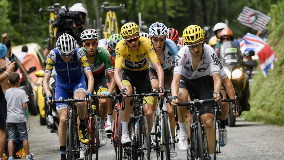 Marcel Kittel otra vez dominó el esprint en el Tour de Francia