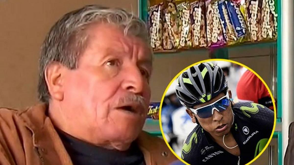 Nairo Quintana nunca se da por vencido