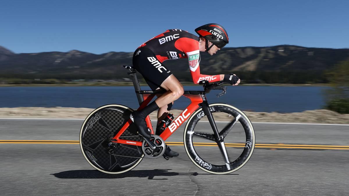 El ciclista ex campeón olímpico Samuel Sánchez, suspendido tras dar positivo