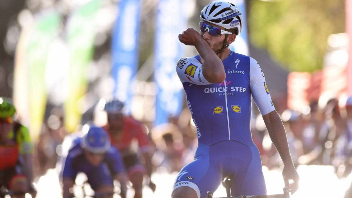Gaviria lidera cartel de figuras en Tour of Guangxi, en China — COLOMBIA