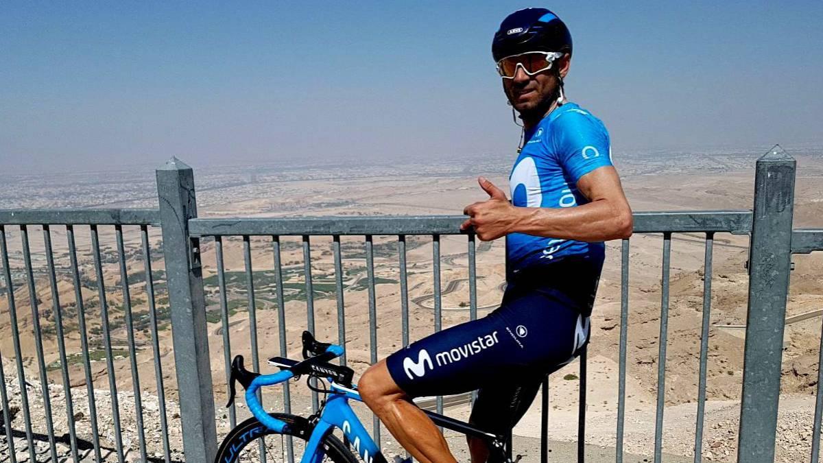 Con cuatro colombianos inscritos — Tour Abu Dhabi