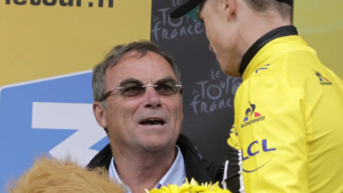 Chris Froome se anota su primer Giro