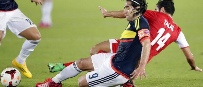Los 24 datos detrás de los 24 goles de Falcao con Colombia