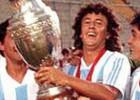 Gorosito revive su título de Copa América en Ecuador 93