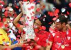 Empieza la UEL, el torneo que Colombia adoptó desde 2009