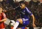 Falcao titular y 90 minutos en la victoria 4-1 del Chelsea