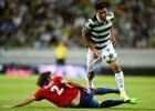 Teo, por el liderato en Portugal y su primer gol con el Sporting