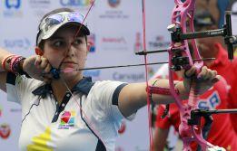 Sara López nueva campeona de Tiro con Arco en México