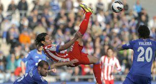 Afición del Valencia prefiere a Negredo por encima de Falcao
