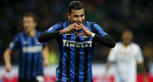Jeison Murillo: Sería feliz si Falcao llega al Inter