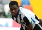 Duván Zapata, de regreso a entrenamientos con el Udinese