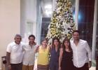 Así recibieron la Navidad los futbolistas colombianos