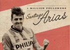 Santiago Arias llega a 1 millón de seguidores en Twitter