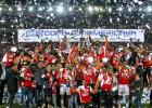 Los 10 equipos que presumen su posición en el ranking IFFHS