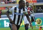 Duván Zapata marca gol con Udinese y llega a 19 en Italia