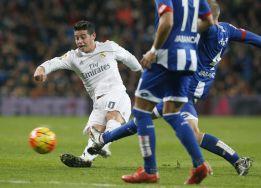 M. United quiere romper récord de fichajes llevándose a James