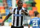 Zapata aguarda con Udinese al campeón Juve de Cuadrado