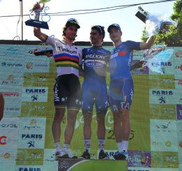 Gaviria: Ganarle a Sagan y a Viviani es fenomenal