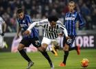 Cuadrado fue una máquina con Juve ante Inter por Copa Italia