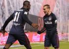 Atlético sin gol: No solo Jackson está en deuda