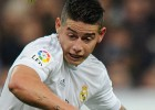 James, el más asistidor del Madrid desde el verano de 2014