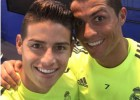 James a Cristiano: Felicitaciones hermano