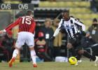 Pablo Armero sería titular con Udinese en San Siro ante Milan