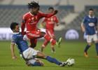 Abel Aguilar juega 90 minutos en el el debut con Belenenses