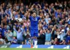 Falcao sorprende y reaparece en la práctica del Chelsea