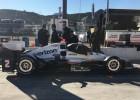 Montoya presenta su nuevo monoplaza en Phoenix