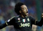 Cuadrado será clave en partido del año según prensa italiana