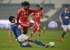 Abel Aguilar, segundo partido con Belenenses: gol y victoria