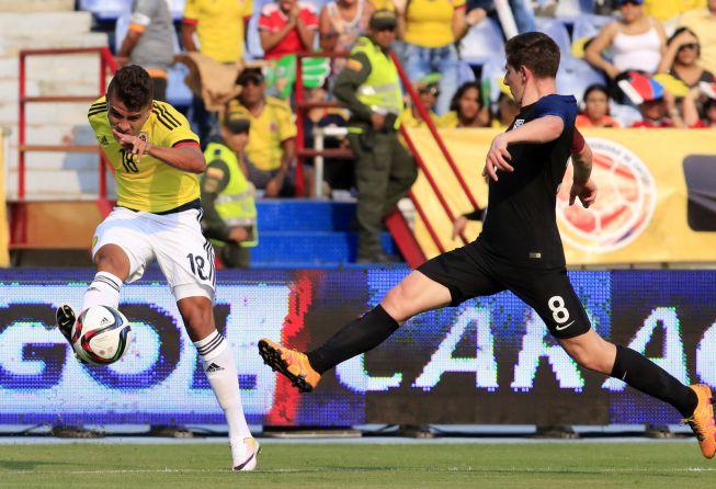 Colombia Vs Estados Unidos En Vivo Repechaje Jjoo Rio
