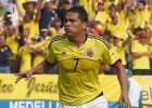 Las mejores imágenes del partido entre Colombia y Ecuador