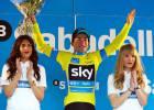 Sergio Luis Henao es líder de la Vuelta al País Vasco